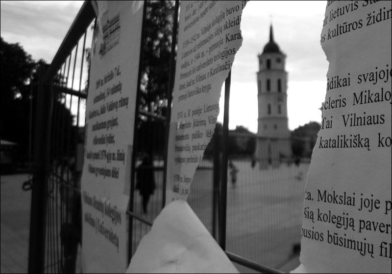 litwa, wilno, katedra