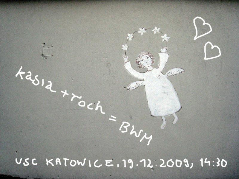bedzie ślub / Katowice, 19 grudzien 2009, godz. 14:30
