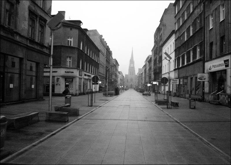 Katowice, ulica Mariacka
