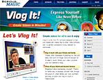 foto: Vlog it - program dla videoblogerów