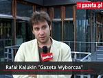 screen: Gazeta Wyborcza, Rafał Kalukin - materiał filmowy