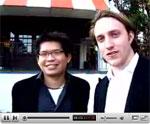 foto: założyciele YouTube - Chad & Steve