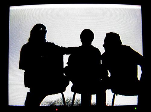 foto: zespół Pudelsi przed wideoczatem iTVP