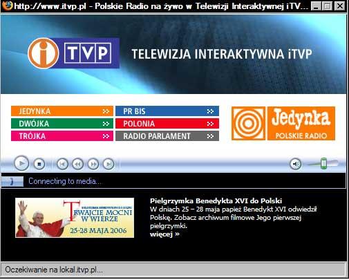 POLSKIE RADIO ZA DARMO W INTERNECIE