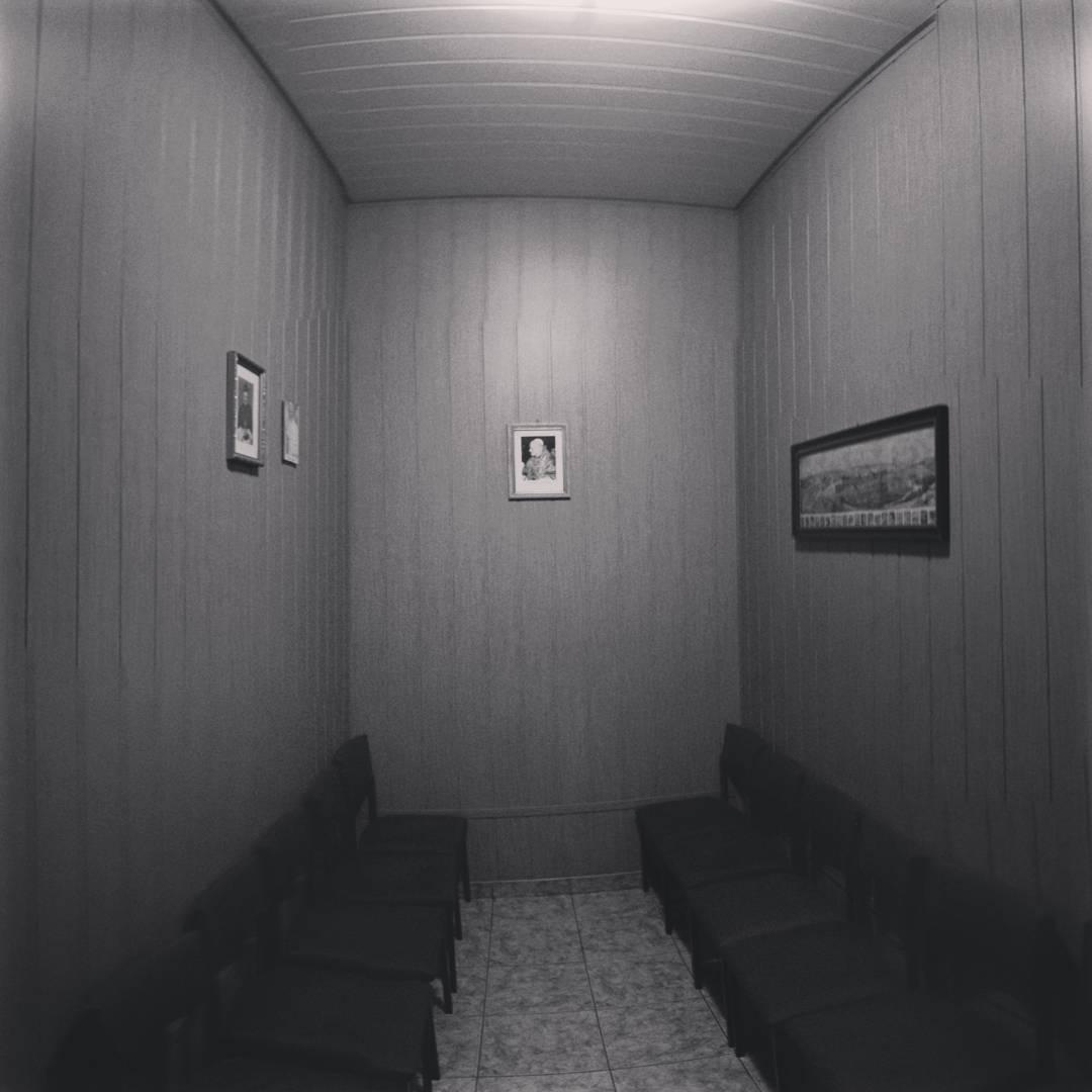 poczekalnia, kancelaria parafialna