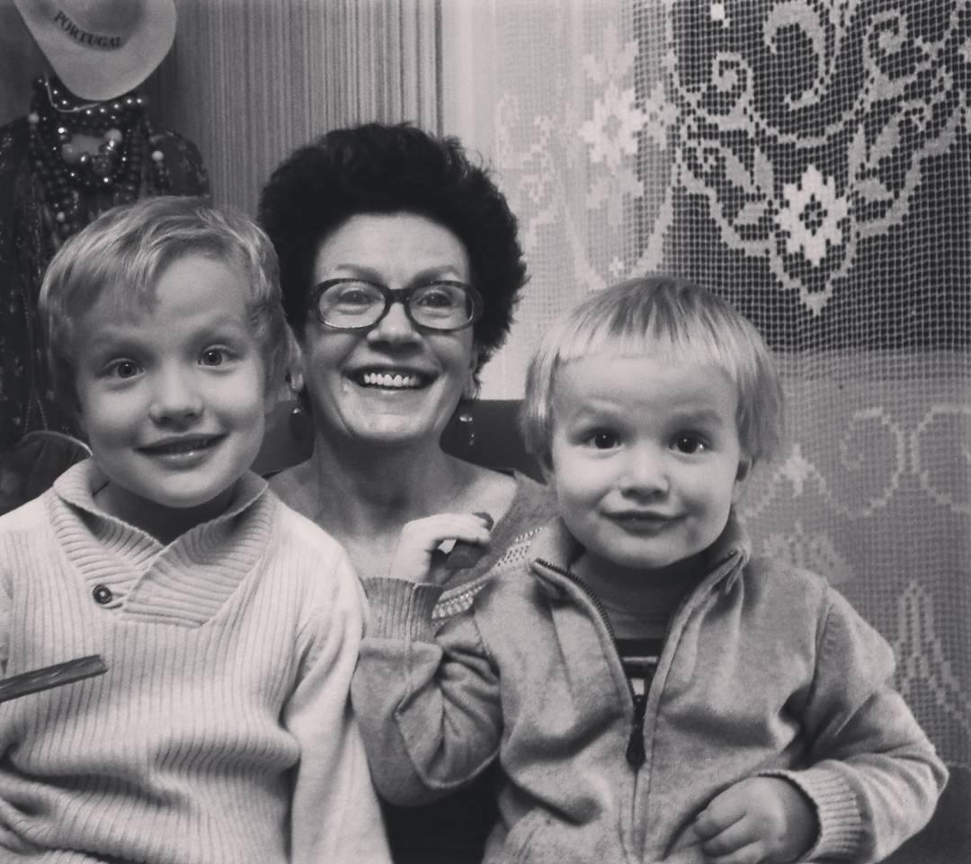 #dzienbabci #mama #babcia #dzieci #grandmother #children #family