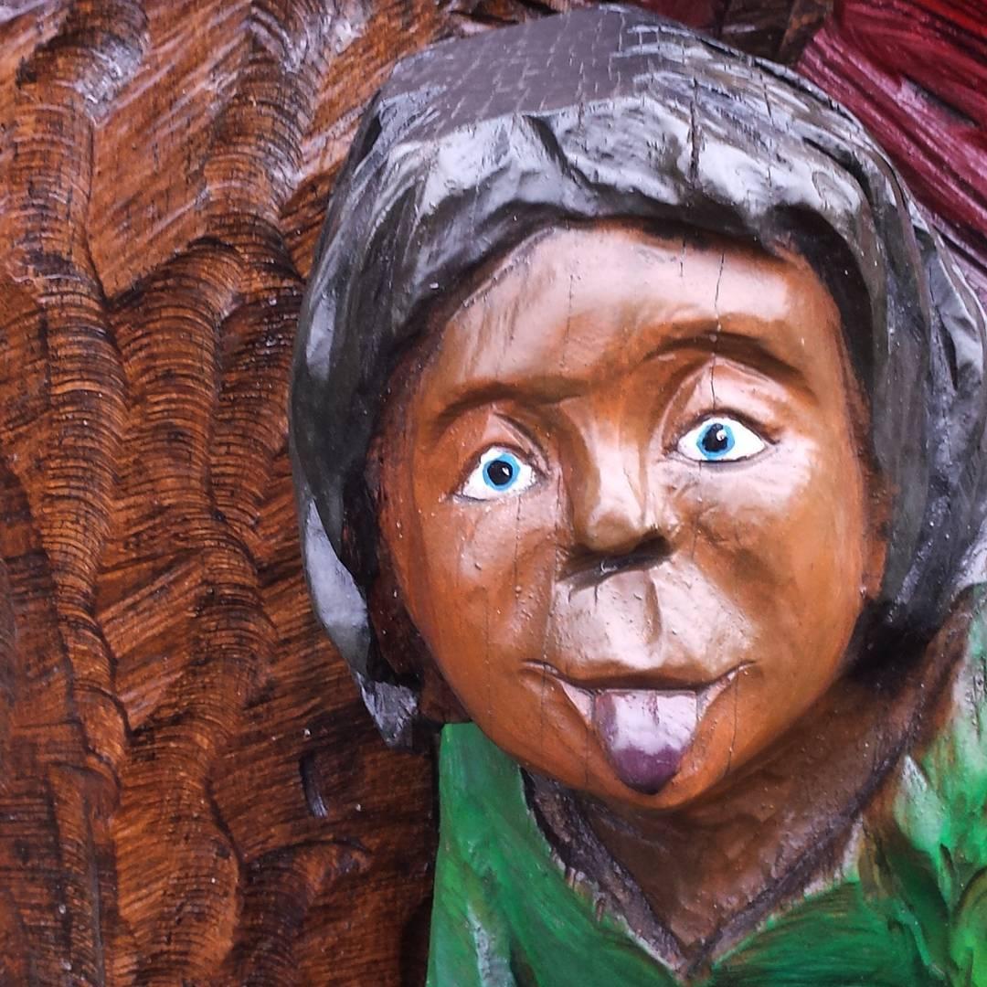 #dusseldorf #rath #spielplatz #rzezba #sculpture #face #twarz