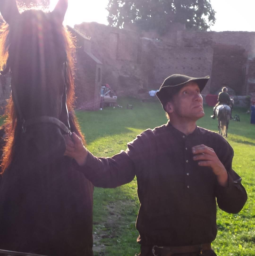 #koń #człowiek #horse #malbork #zamek #oblężeniemalborka #malborkcastle