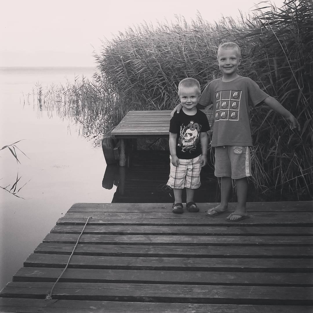 #Jawor i #Radosz #bracia #brothers #Piaski #wakacje #dzieci #mierzeja #mierzejawislana #zalewwiślany #zalew #keja