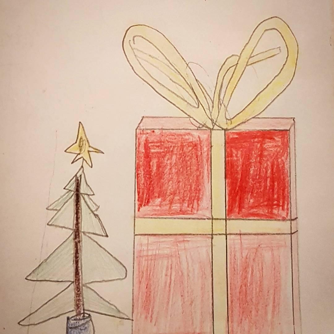 choinka, prezenty, wigilia, święta