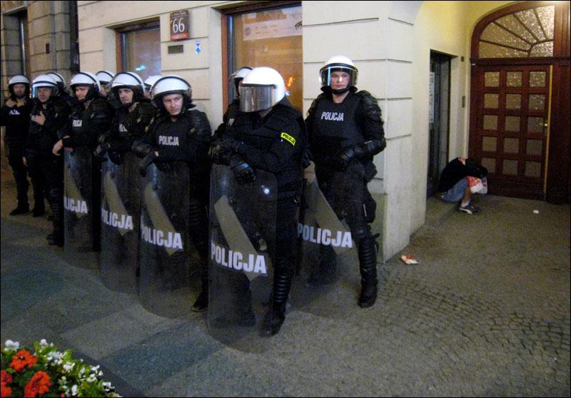 warszawa, jerozolimskie, euro 2012, polska rosja