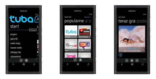 tuba.fm, windows phone, nokia lumia