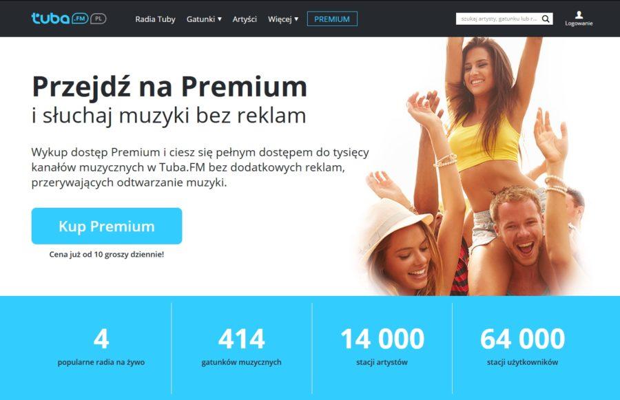 Tuba.FM Premium