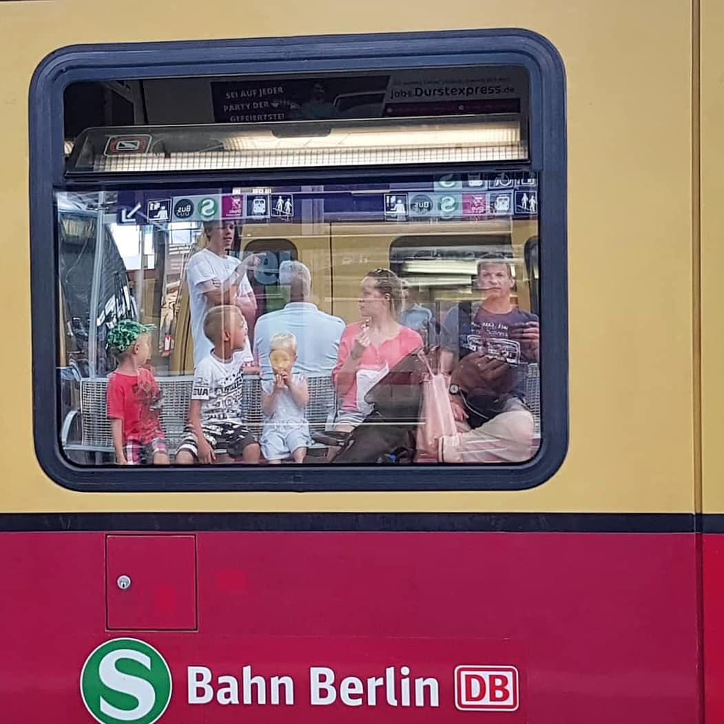 berlin, niemcy, odbicia