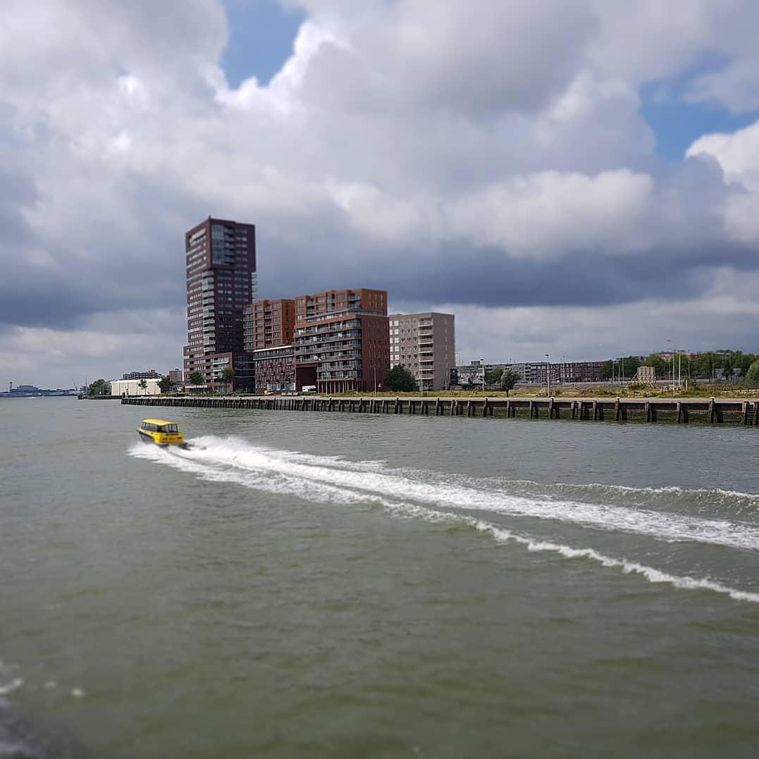 port, rotterdam, netherlands