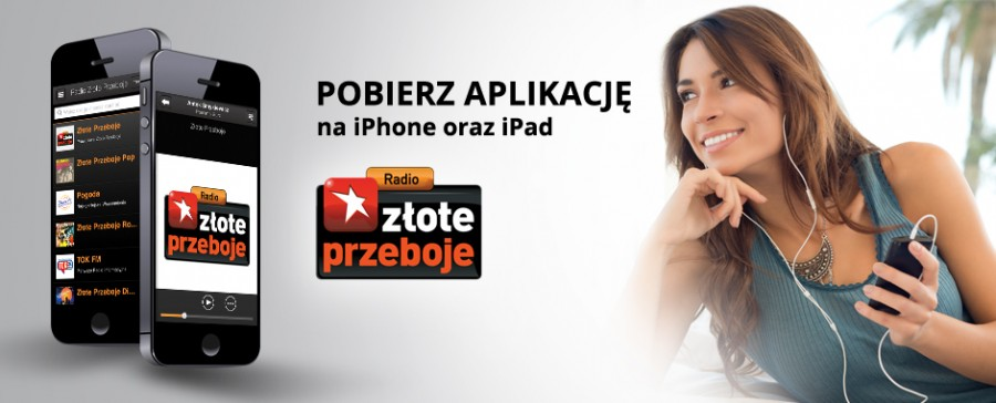 radio złote przeboje, aplikacja mobilna, system ios