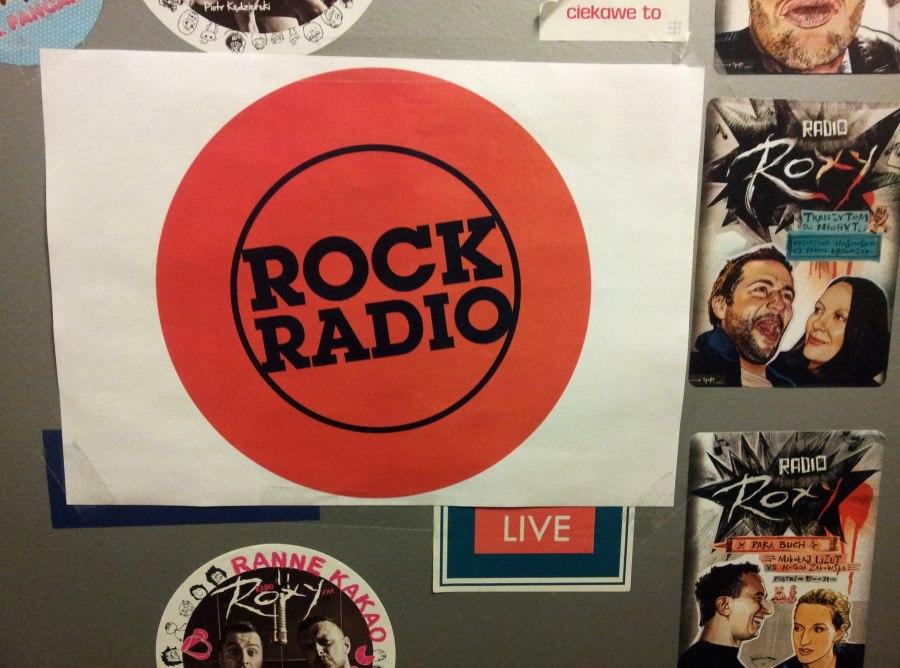 Rock Radio zastępuje Radio Roxy FM