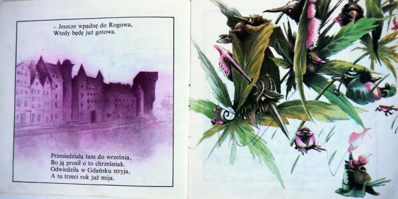 jan brzechwa, sójka in Acapulco, marihuana w bajce poskiej