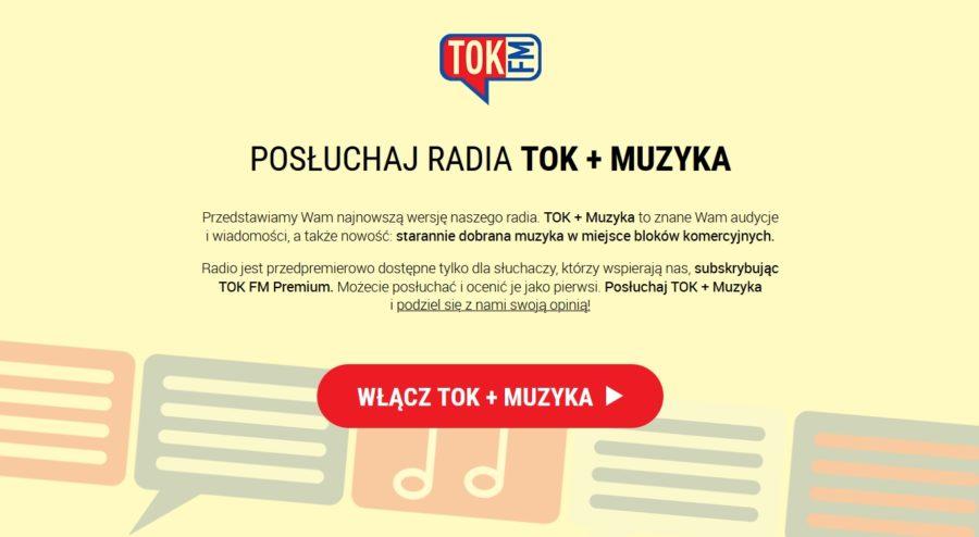 TOK + Muzyka