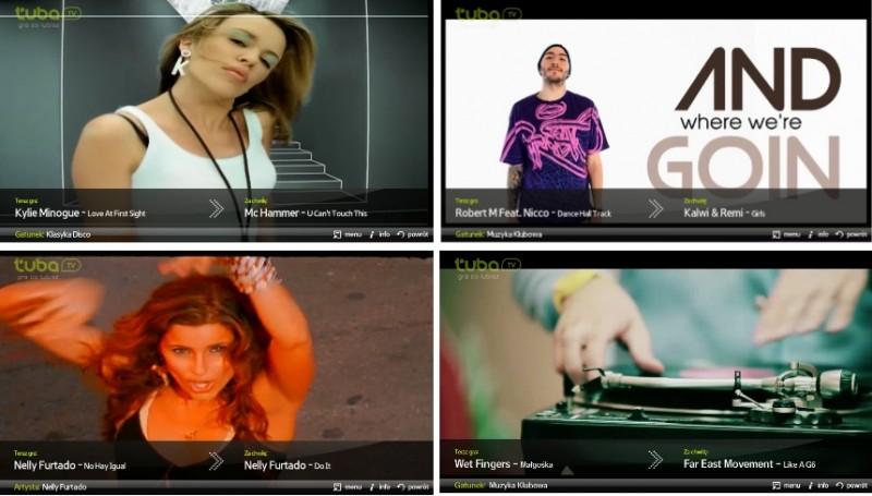 Aplikacja Tuba.TV na platformę Samsung Smart TV
