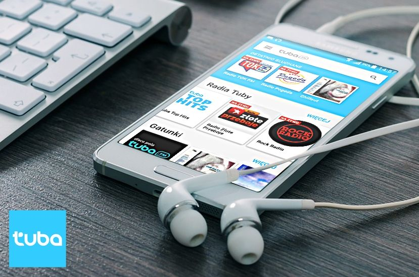 Tuba.FM na system Android